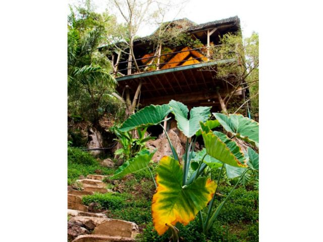 Sunset Beach Temple Treehouse