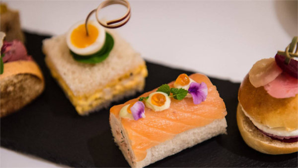 Four Seasons Hotels and Resorts food